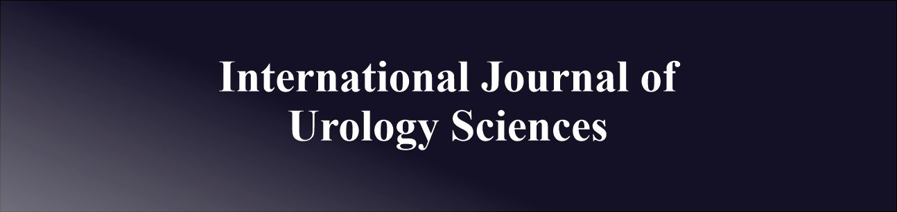 International Journal of Urology Sciences